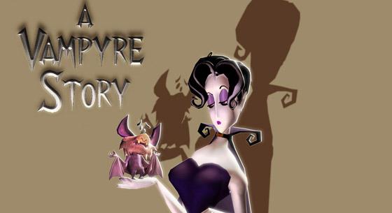 Смешная и прикольная игра про вампиров на на PC
