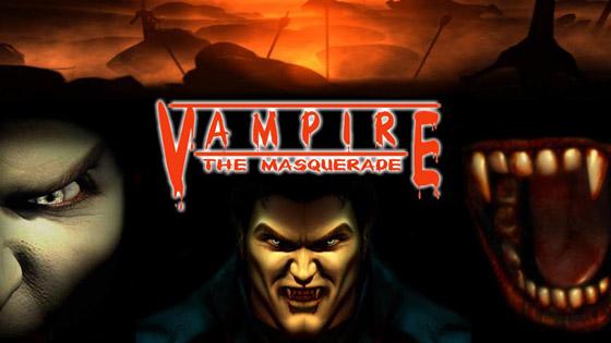 Список игр про вампиров