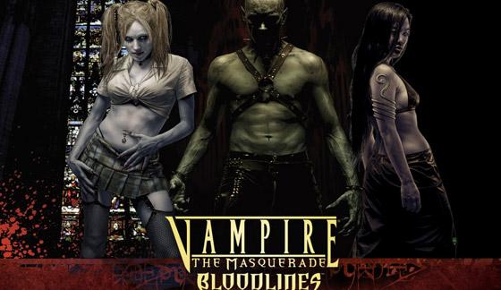 Лучшая игра про вампиров