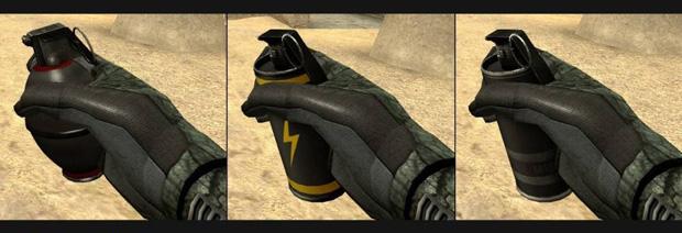 чит-коды на гранаты в CS:GO