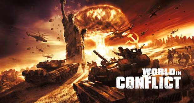 ИГра про третью мировую войну на ПК