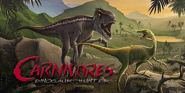 Смулятор про динозавров