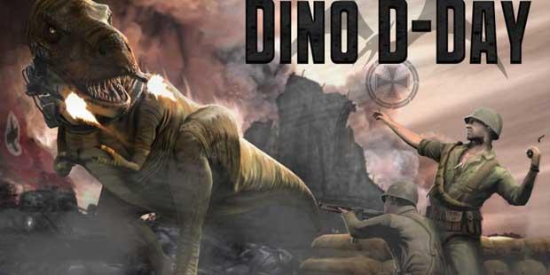 шутер про динозавров
