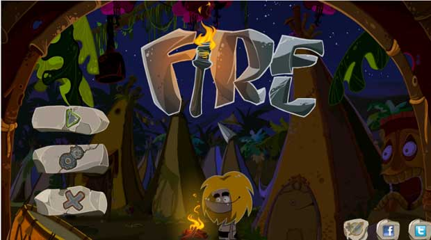 Прохождение игры Fire 2015 год