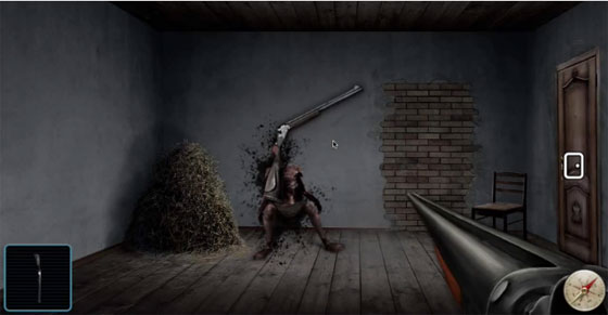 Дом страха месть прохождение игры