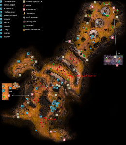 Карта Хайпул