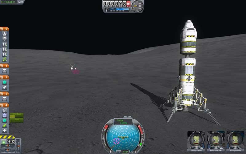 Игры про космос на ПК