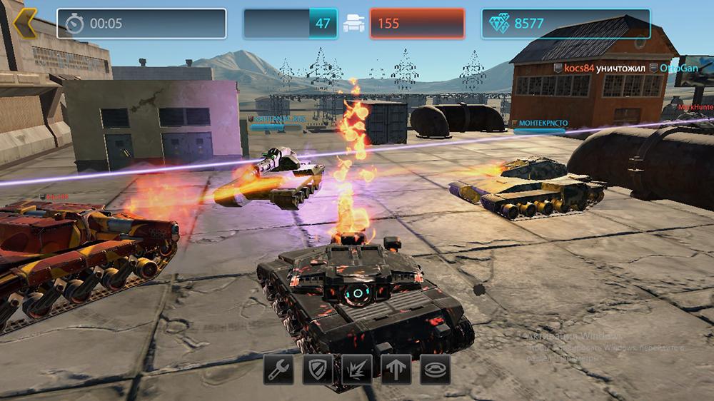 Tanki-X5