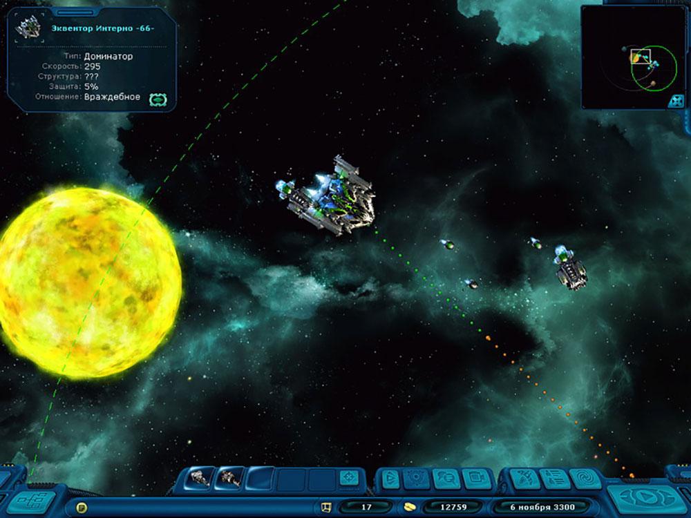 Космические-рейнджеры-2