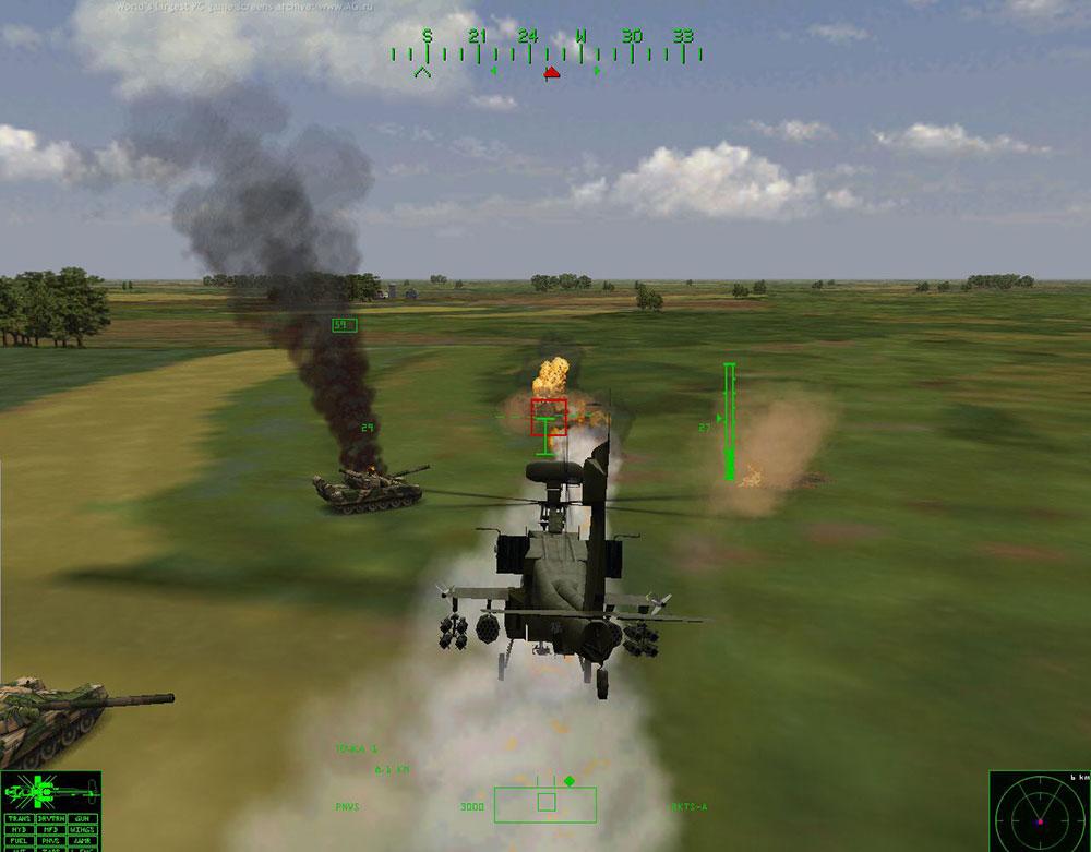 Gunship!-Война-в-небе