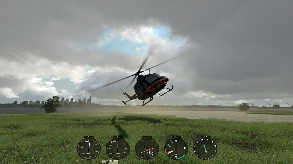 Take-On-Helicopters