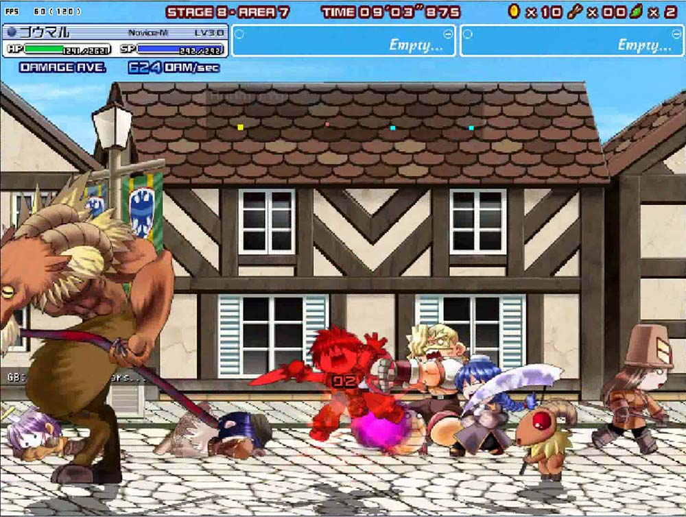 Ragnarok-Battle-Offline
