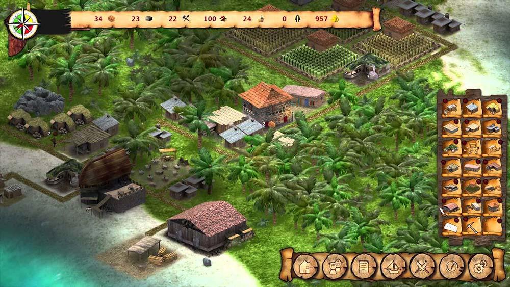 игры на строительство добычу ресурсов