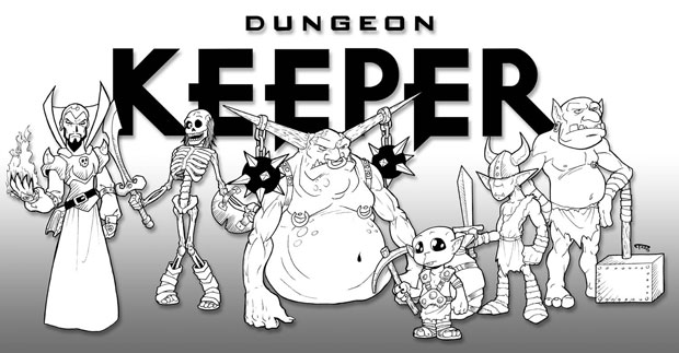 Серия-Dungeon-Keeper-0