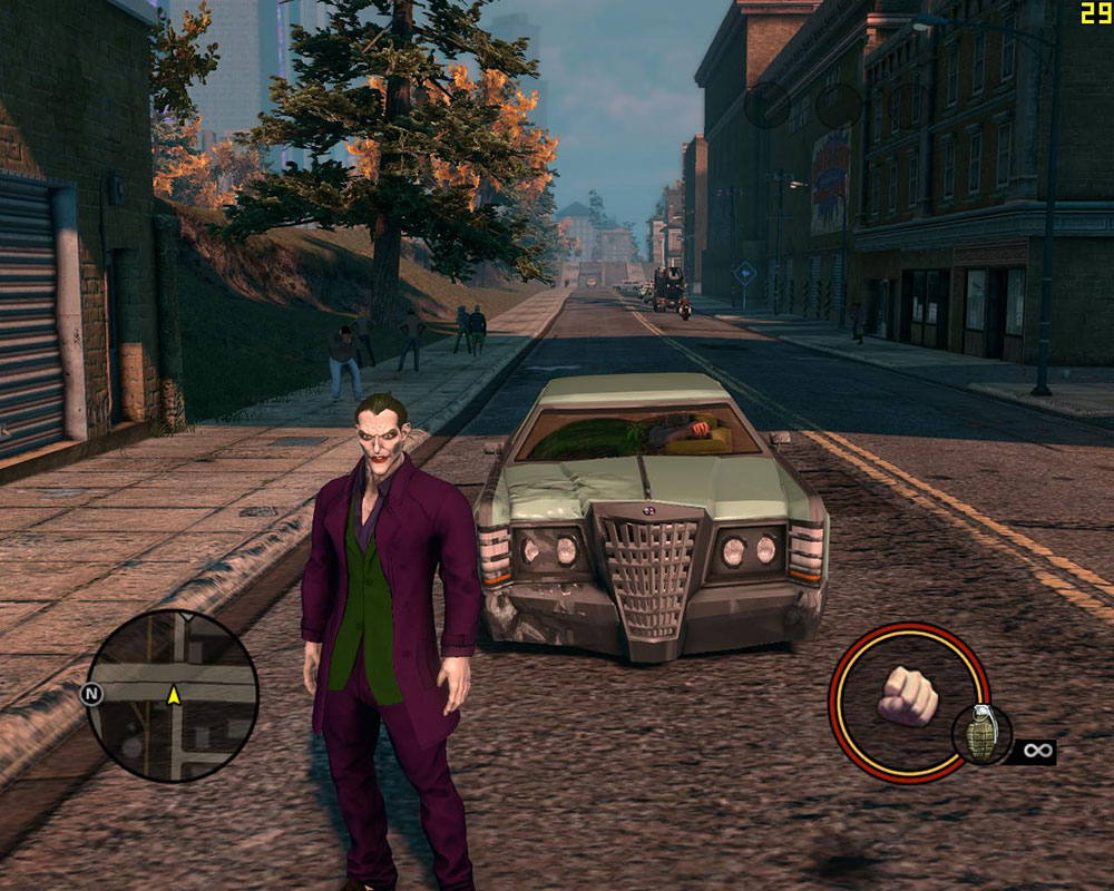 Серия-Saints-Row-3
