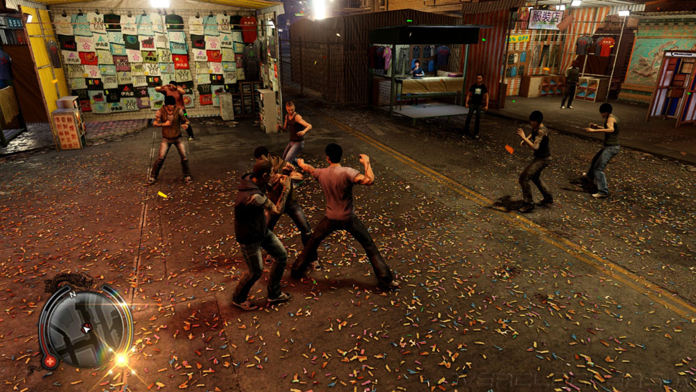 Sleeping Dogs - торрент 70