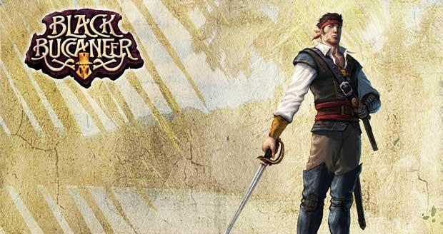 Игра про пирата который рубит всех направо и налево, прыгает как принц персии
