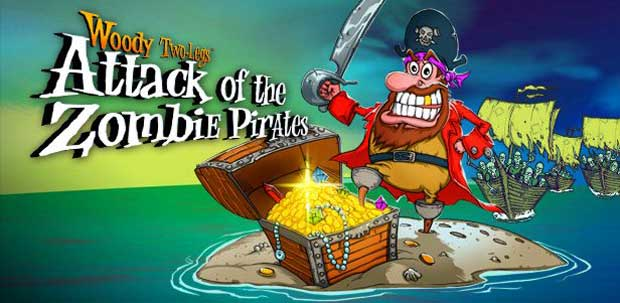 Игра про пиратов и зомби На ПК (PC)
