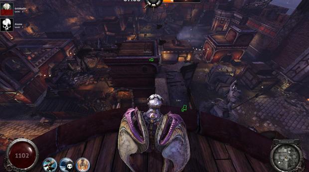 Обзор класса часовой в игре nosgoth