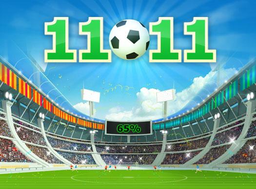 11х11 - Футбольный менеджер