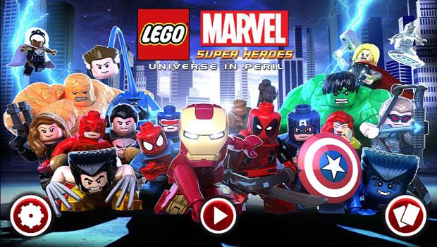 LEGO Marvel Super Heroes коды на открытие персонажей и машин