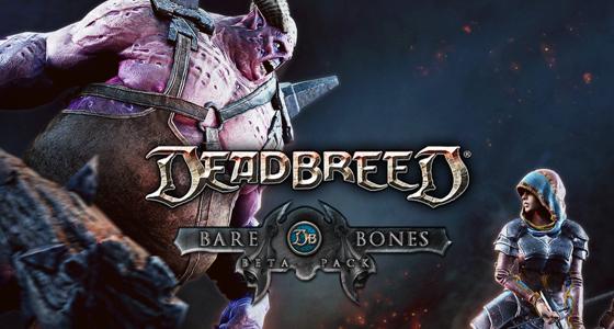 Deadbreed игра получаем ключ