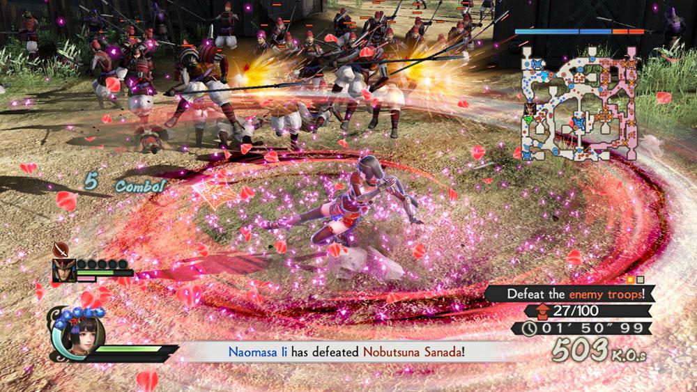 Samurai-Warriors
