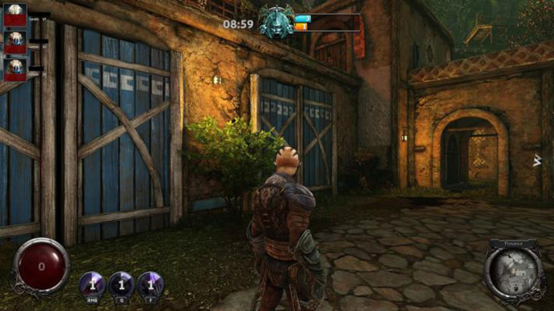 nosgoth класс разбойник в игре